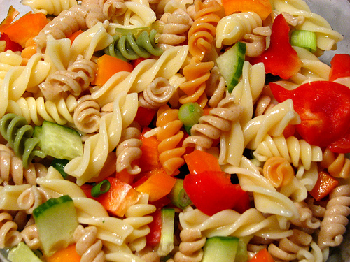 Pasta salad dressing recipe vinegar